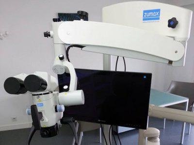 microscope operatoire
